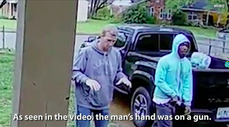 'Bold' Woman Chases Off Armed Memphis Robber on Video – Defensive Gun Use of the Day