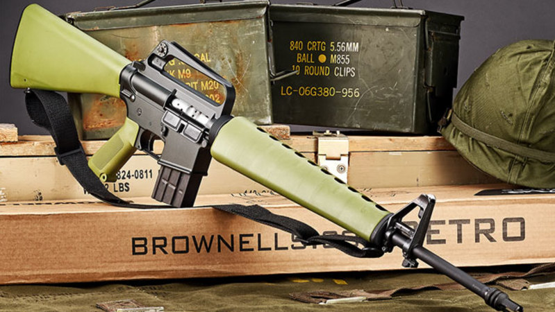 Brownells' Retro Rifle
