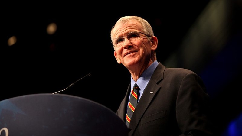 BREAKING: Ollie North Announced as Next President of the National Rifle Association