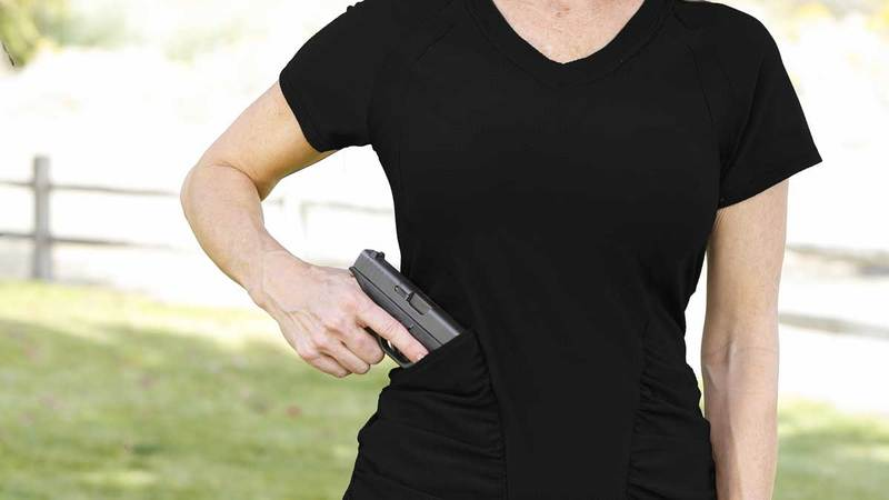 SIG SAUER ACADEMY UNVEILS WOMEN'S CONCEALED CARRY COURSE