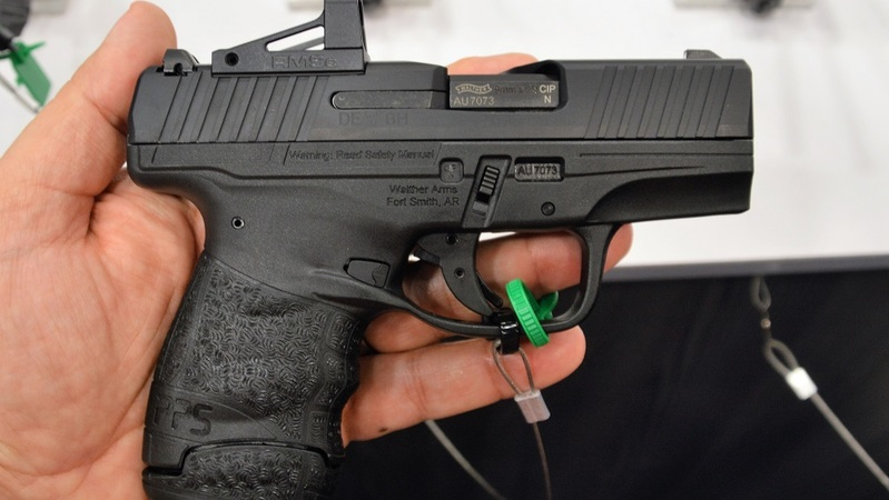 Walther shipping new 9mm PPS M2 pistols standard with RMSc optic (VIDEO)