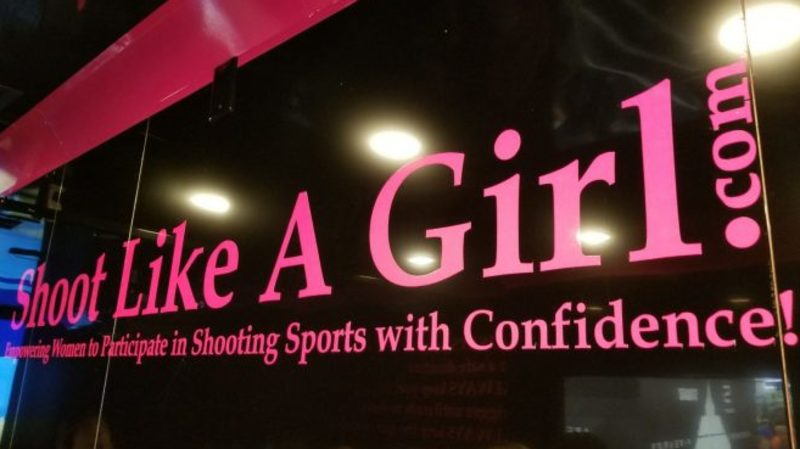 "[NRA 2018] Why Everyone Should Learn to ""Shoot Like a Girl"""