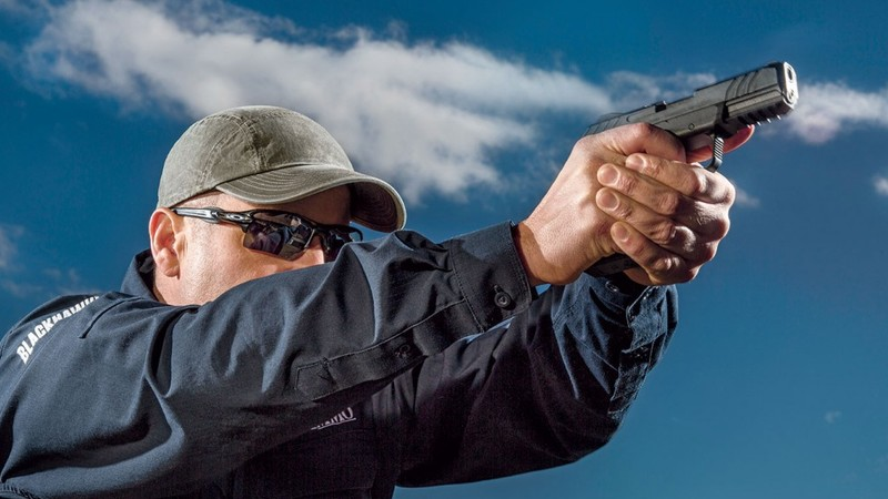 Review: Ruger Security-9