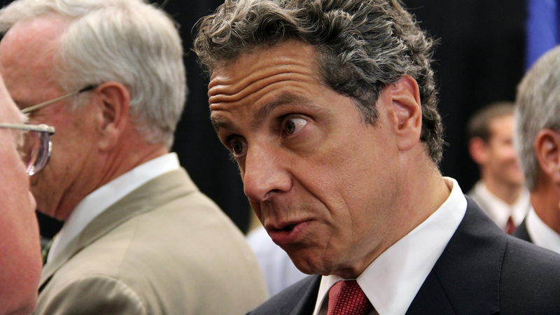 New York Gov. Cuomo Wants to Give Teachers Ability to Have Parents' Guns Confiscated