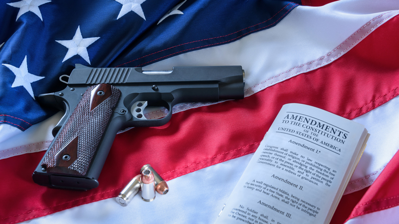 Sanctuary Cities For Gun Rights? Oregon Militias Try New Political Tactic