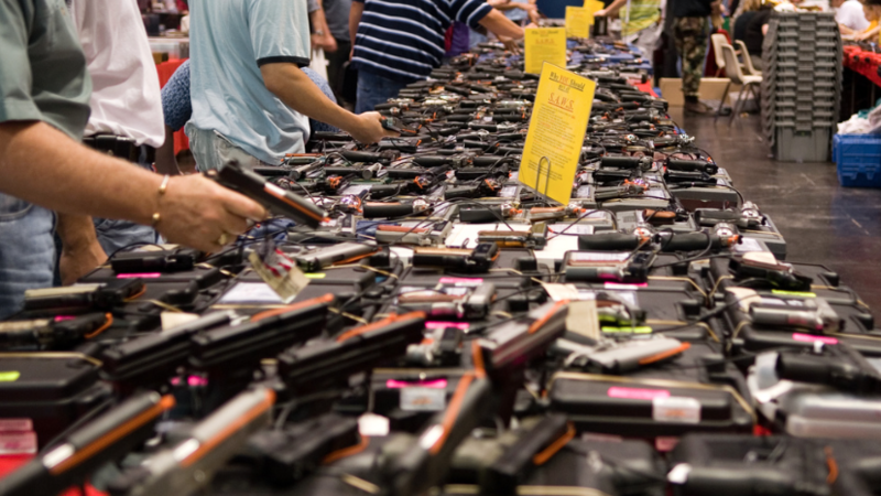 FBI: Record gun sales checks in 2019, NICS at all-time high