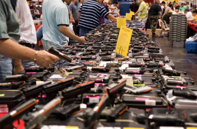 Great Southern Gun and Knife Show attendance on the rise despite latest gun controversy