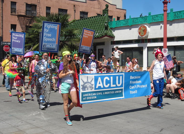 The ACLU Has Basically Quit Defending The Constitution