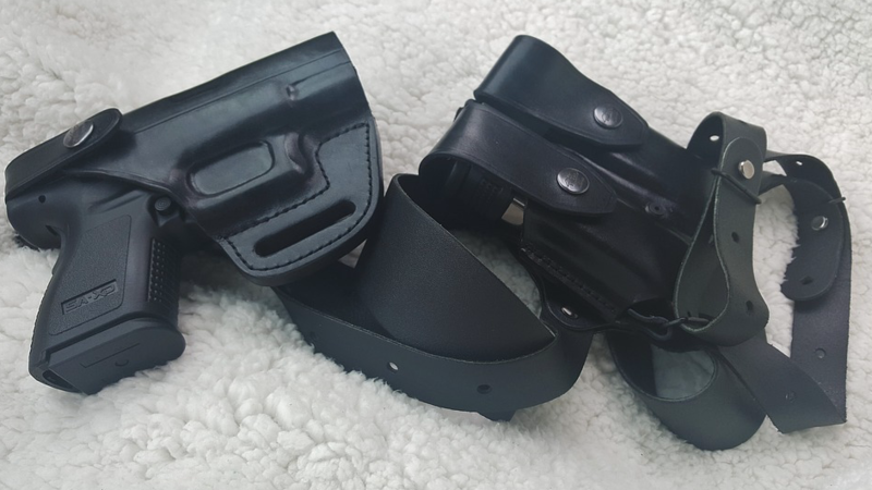 Gear Review: Hidden Hybrid Holster AIWB Claw