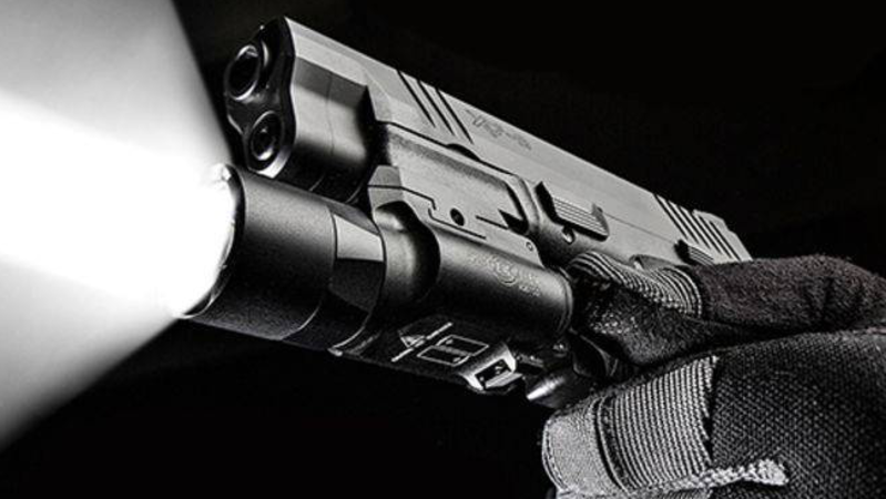 The Benefits of Pistol Mounted Lights in Home Defense (VIDEO)