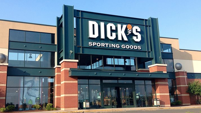 Dick's Destroyed $5 Mil. Worth of 'Assault Rifles' to Keep Them 'Off the Street'