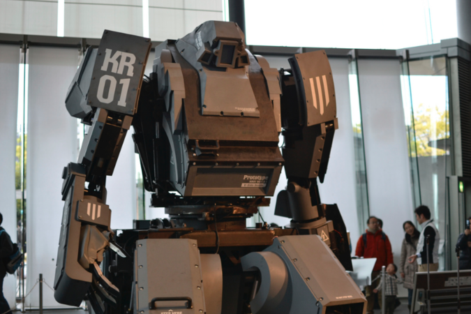 Robot-soldiers, stealth jets and drone armies: the future of war