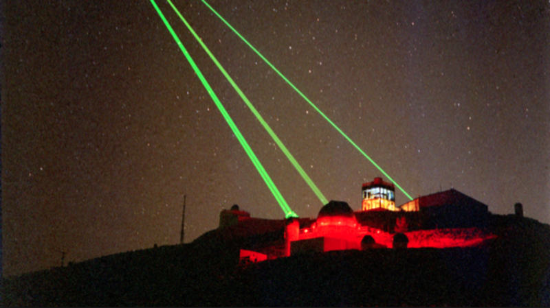 Why laser weapons will be the future of warfare as Pentagon announces massive funding boost for 'directed energy' missiles