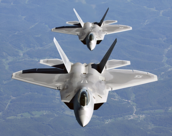 F-22 and F-35 are Old News: BAE Systems Has a Radical Idea for America's Next Jet Fighter