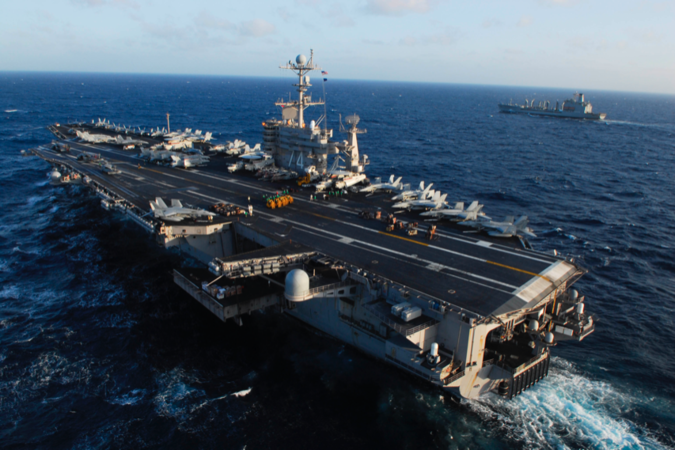 As It Begins Its Second Century, Is the Aircraft Carrier Obsolete