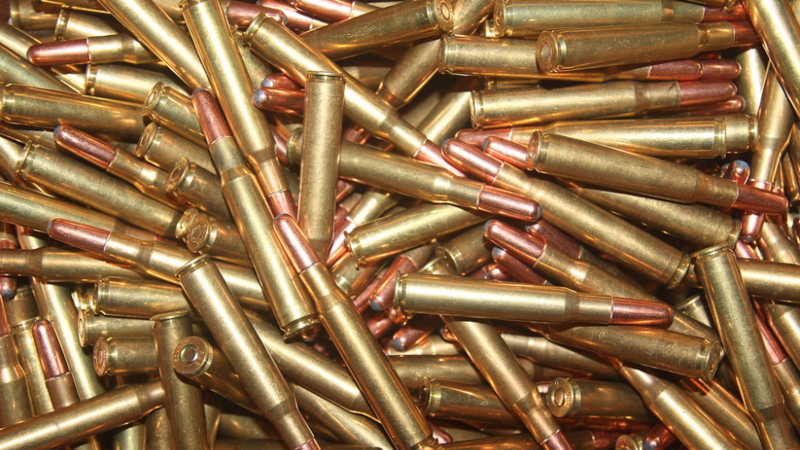 Connecticut Dems Introduce Bill to Add 50 Percent Tax on Ammo