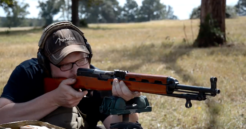 Curious Balkan Boom Stick: The Albanian SKS (VIDEO)