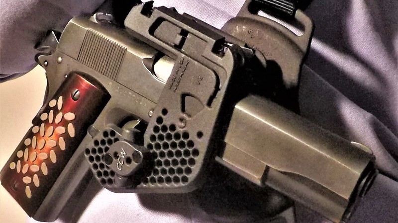 Leather or Kydex? Picking the Right Holster
