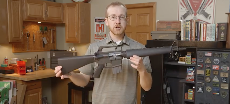 Brownells Brings Retro Vibe with BRN-605 Carbine (VIDEOS)