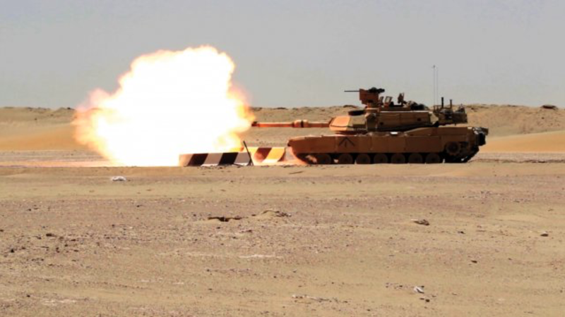 The Army's M1 Abrams Tank Is About To Get Even Deadlier