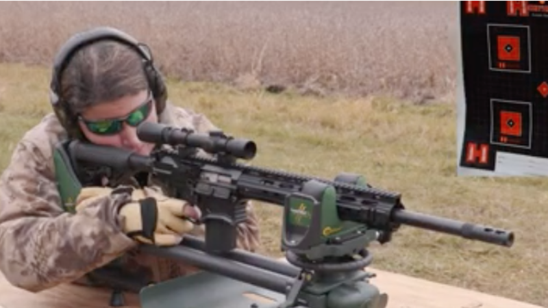 The All-American 500: Big Horn Armory's AR500 in .500 Auto Max (VIDEO)