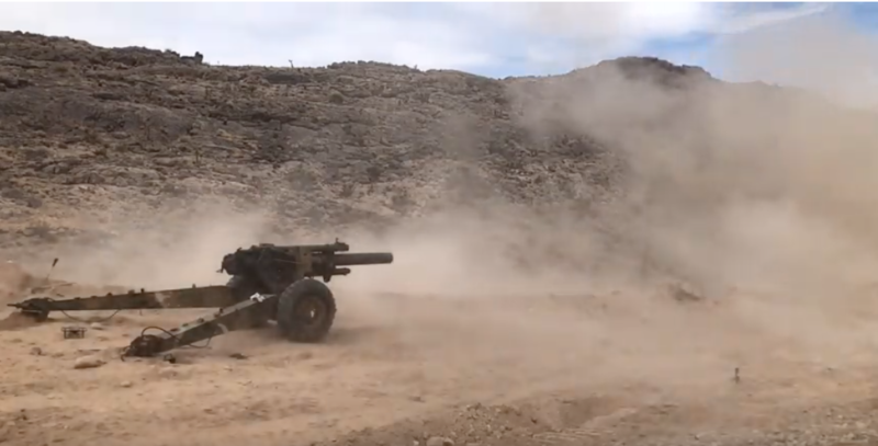 Getting a Civilian-Owned 155mm Howitzer Firing Again (VIDEO)