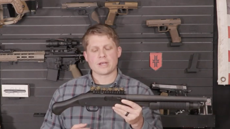 Is the Mossberg Shockwave a Viable Home Defense Gun? (VIDEO)