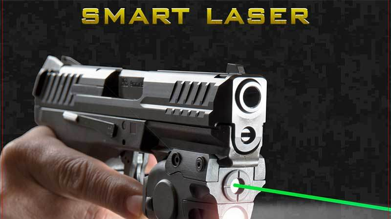 XTech Tactical and Gun Dynamics Team up to Launch Smart Laser