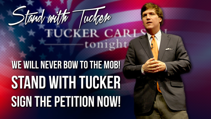 Gun Dynamics Stands With Tucker Carlson