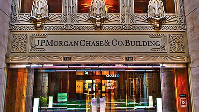 CHASE BANK SHUTS DOWN 'ALT-RIGHT' ACCOUNTS
