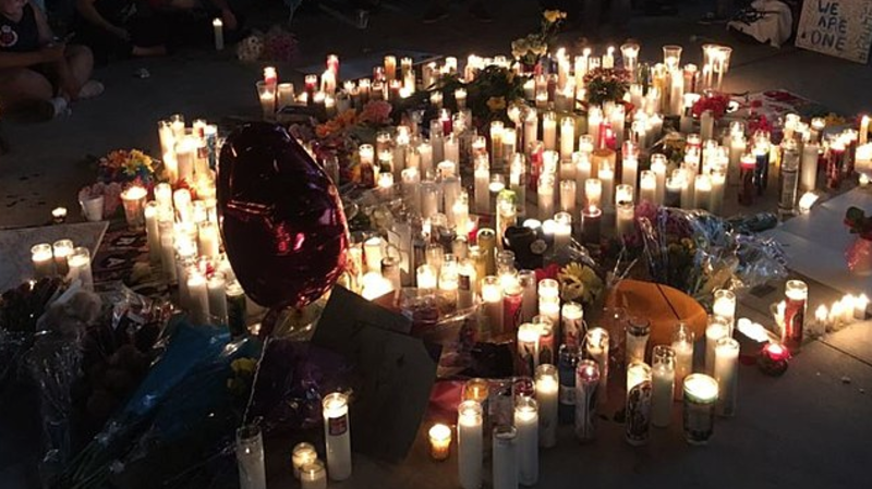 Students storm out of Colorado school shooting vigil in protest of politicians