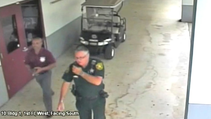 Parkland cop, fired after school shooting, will get his job back