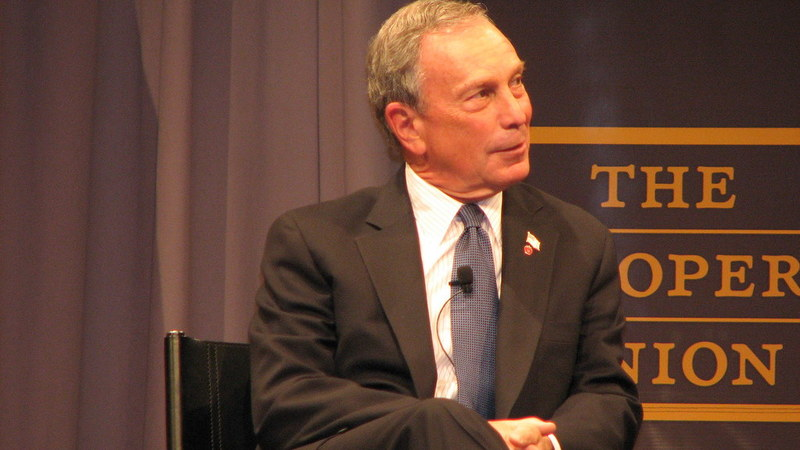 "Bloomberg: We Can't Just Let ""Average"" Americans Have Guns"