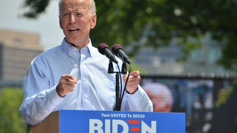 Biden Warns Gun Makers: 'I'm Coming For You. Period.'