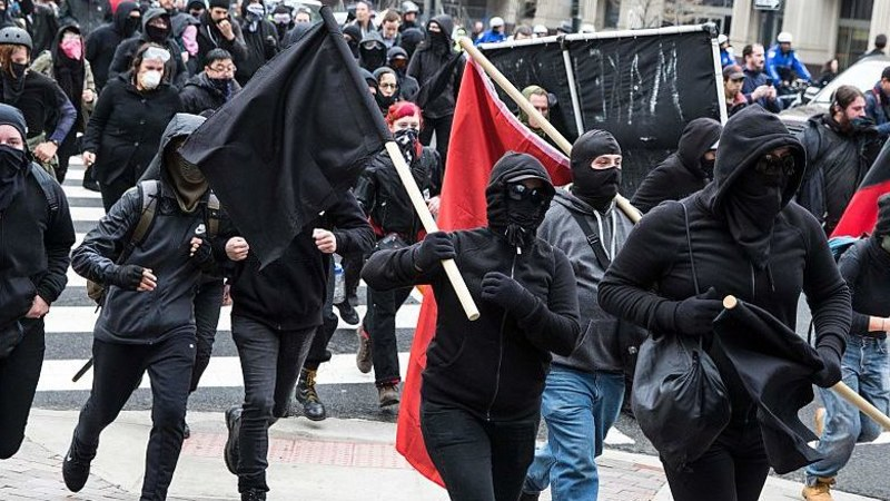 Strange Circumstances Surround Antifa Activists Death