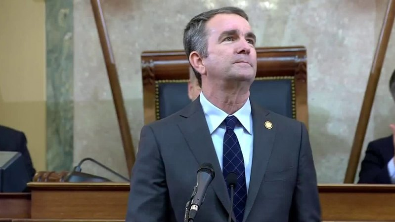 Virginia Democratic Gov. Northam will declare emergency to ban guns from Capitol Square ahead of pro-2A rally