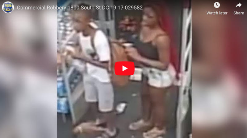 WATCH: Surveillance Video Shows Group Of About 60 Teens Vandalizing, Looting Walgreens On South Street