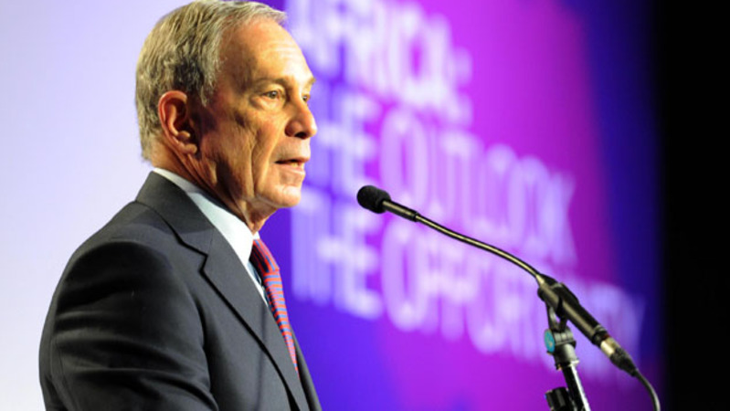 Michael Bloomberg Is Open to Spending $1 Billion to Defeat Trump