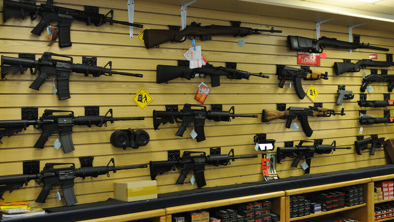 It's going to get a lot easier to export some firearms from the US due to a new Trump administration rule