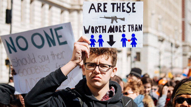 March For Our Lives Raised Nearly All Funding from Secret Six-Figure Donations