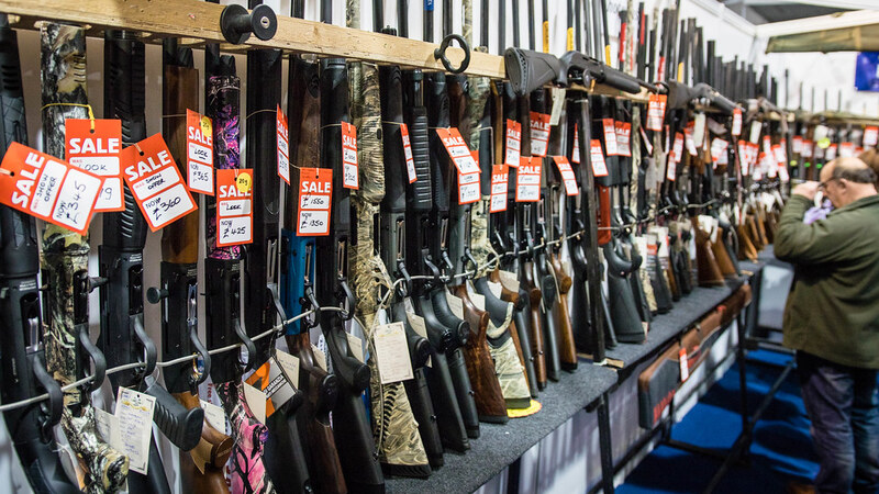 Sheriff Will Not Close San Diego County Gun Stores