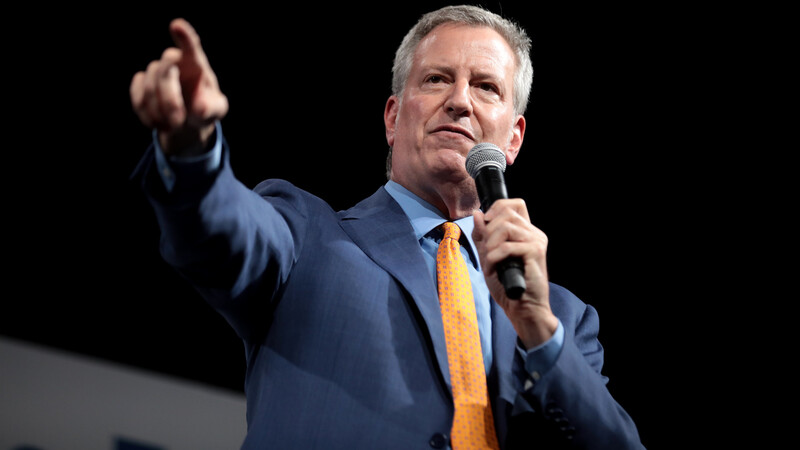 Shootings rage in de Blasio's gun-controlled New York City as the city works to defund the police