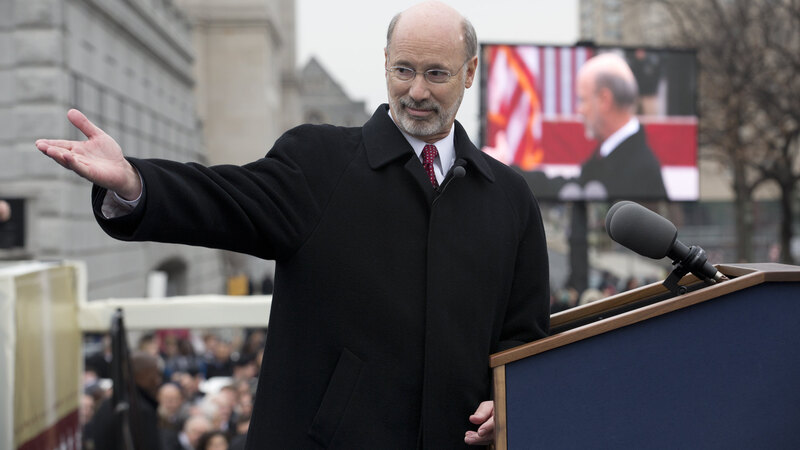 Gov. Tom Wolf denounces Pa. counties reopening without his approval as 'cowardly,' 'selfish'