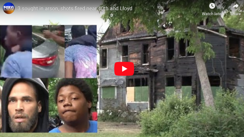Milwaukee Mob Burns Down Home In Mistaken Attempt At Vigilante Justice