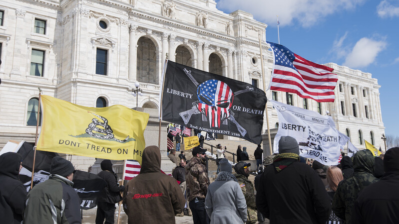 WARNING: DO NOT ATTEND Armed Protests at State Capitols Before Inauguration! – POSSIBLE SINISTER PLOT HATCHED BY RADICAL LEFT TO TAKE AWAY GUN RIGHTS!