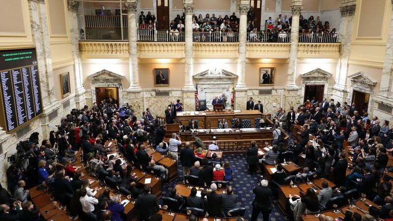 Appeals court revives challenge to Maryland gun laws