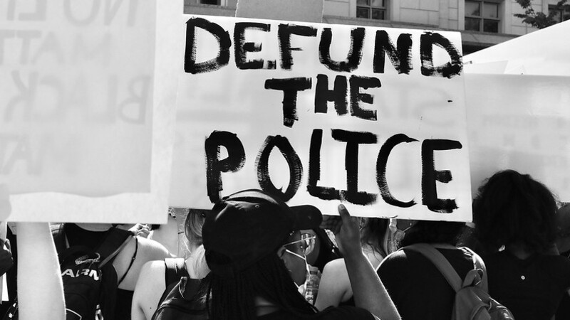 Police Are Rebuilding, But Don't Forget It Was Democrats Who Tore Them Down To Win An Election