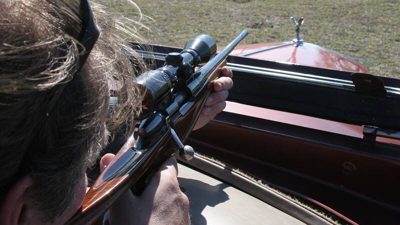 Huntress Saves Oregon Man From Kidnappers