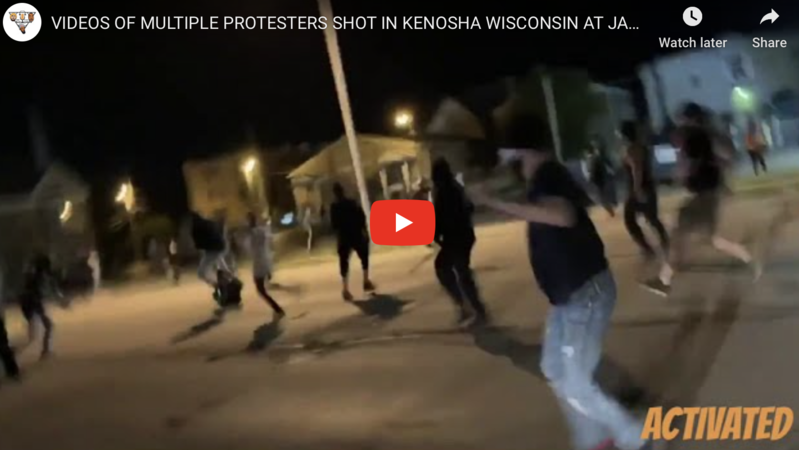 WATCH: 17-year-old arrested for murder and fleeing state after Kenosha shootings that left two dead