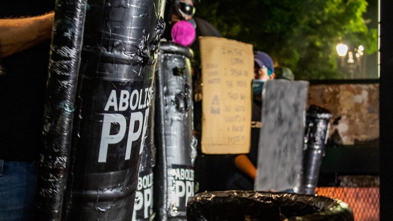 Amid Calls to Defund Police, Portland Forced to Increase Spending by 200 Percent